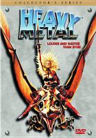Cover image for Heavy metal [videorecording DVD]