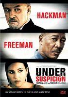 Cover image for Under suspicion