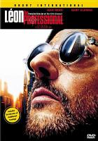 Cover image for The professional [videorecording DVD]