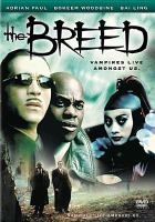 Cover image for The breed
