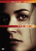 Cover image for The juror [videorecording DVD]