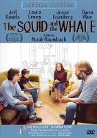 Imagen de portada para The squid and the whale [videorecording DVD]