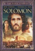 Cover image for The Bible stories. Solomon