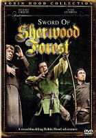 Cover image for Sword of Sherwood Forest