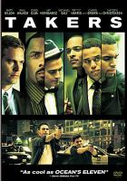 Cover image for Takers [videorecording DVD]