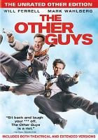 Cover image for The other guys [videorecording DVD] : unrated other edition