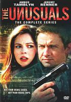 Cover image for The Unusuals the complete series