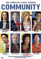 Cover image for Community. Season 1, Disc 1