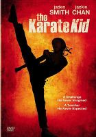 Cover image for The Karate kid (Jackie Chan version)