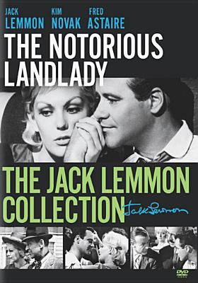 Cover image for The notorious landlady [videorecording DVD]