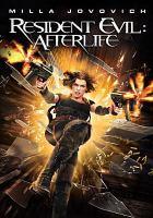 Cover image for Resident evil. Afterlife