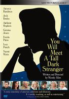 Cover image for You will meet a tall dark stranger [videorecording DVD]
