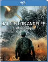 Cover image for Battle, Los Angeles [videorecording Blu-ray]