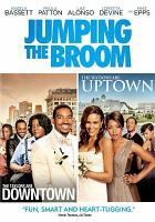 Cover image for Jumping the broom