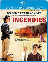 Cover image for Incendies