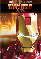Cover image for Iron Man. Animated series