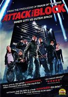 Cover image for Attack the block