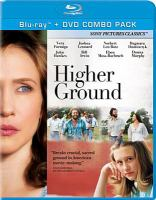 Cover image for Higher ground