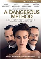Cover image for A dangerous method