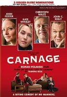 Cover image for Carnage [videorecording DVD]