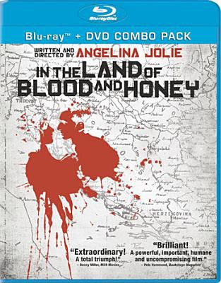 Cover image for In the land of blood and honey