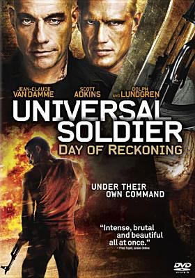 Cover image for Universal soldier. Day of reckoning