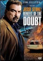 Cover image for Jesse Stone. Benefit of the doubt [videorecording DVD]