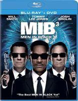 Cover image for Men in black 3 [videorecording Blu-ray]