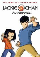 Cover image for Jackie Chan adventures. Season 2, Complete [videorecording DVD]