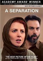Cover image for A separation
