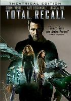 Cover image for Total recall (Colin Farrell version)