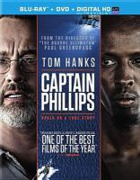Cover image for Captain Phillips [videorecording Blu-ray]