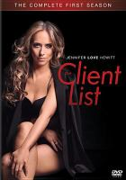Imagen de portada para The client list. Season 1, Complete