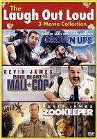 Imagen de portada para Grown ups [videorecording] ; Paul Blart mall cop ; Zookeeper.