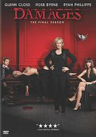 Cover image for Damages. Season 5, Complete the final season