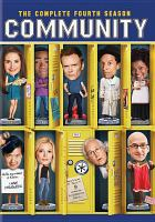 Cover image for Community. Season 4, Complete