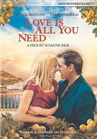 Cover image for Love is all you need