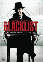 Cover image for The Blacklist. Season 1, Complete [videorecording DVD]