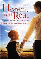 Cover image for Heaven is for real [videorecording DVD]