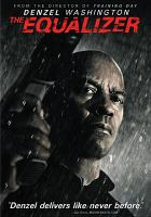 Cover image for The equalizer [videorecording DVD]