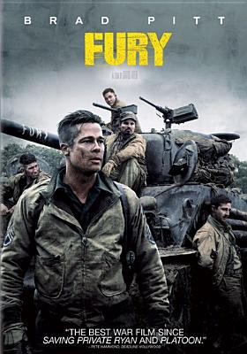 Cover image for Fury [videorecording DVD] (Brad Pitt version)