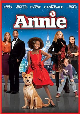 Cover image for Annie [videorecording DVD] : (Jamie Foxx version)