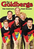 Cover image for The Goldbergs. Season 1, Complete [videorecording DVD]