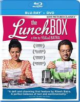 Cover image for The lunchbox [videorecording DVD]