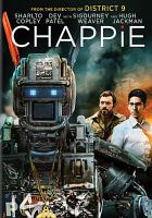 Cover image for Chappie [videorecording DVD]