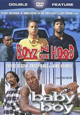 Cover image for Boyz n the hood [videorecording DVD] : Baby boy