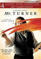 Imagen de portada para Mr. Turner [videorecording DVD]