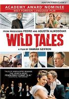 Cover image for Wild tales [videorecording DVD]