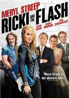 Cover image for Ricki and the flash [videorecording DVD]