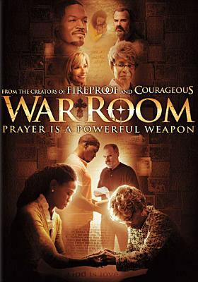 Cover image for War room [videorecording DVD]